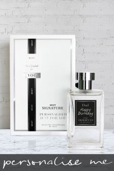 Personalised Signature 100ml Eau De Toilette