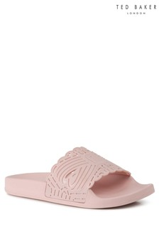 Ted Baker Pink Issley Sliders