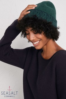 Seasalt Green Wood Sorrel Hat
