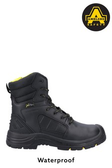 Amblers Safety Black AS350C Berwyn Waterproof Safety Boots