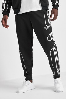 adidas Originals Black Flame Strike Track Joggers