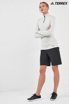adidas Terrex Trail Shorts, schwarz