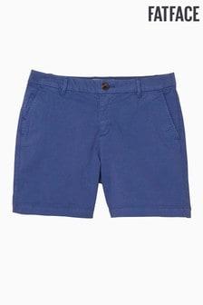 FatFace Blue Padstow Chino Short