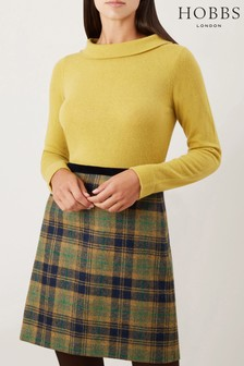 Hobbs Yellow Audrey Sweater