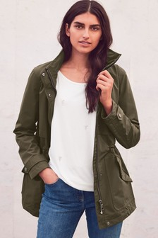 111061ae1b761 Women's Green Coats & Jackets | Next Official Site