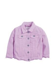Denim Western Jacket (3mths-7yrs)