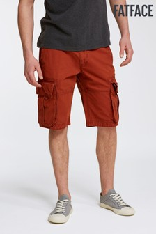 FatFace Brown Breakyard Cargo Short