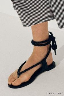Mix/E8 Isidora Rope Sandal