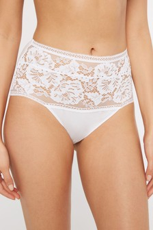Lace Midi Knickers