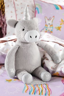 Magical Unicorn Plush Toy by Linen House Kids