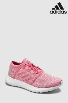 adidas Run Pink PureBoost Go Youth