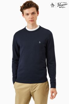 Original Penguin® Crew Neck Sweater