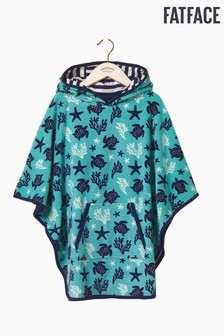 FatFace Green Under The Sea Beach Buddy Sweat Top