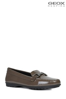 Geox Women's Elidia Brown Shoe