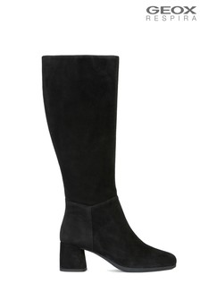 Geox Women's Calinda Black Boot