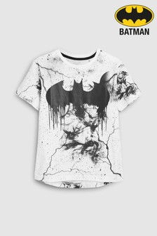 Batman® Marble T-Shirt (3-14yrs)