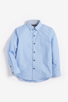 Long Sleeve Smart Shirt (3-16yrs)