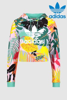 adidas Originals Tropic Cropped Hoody