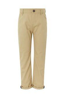 מכנסי צ'ינו של Monsoon דגם Danny בצבע אבן