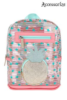 Angels By Accessorize Kids Pineapple Jelly Backpack