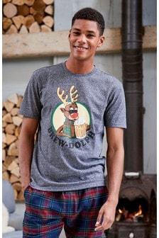 Grindle Brewdolph T-Shirt