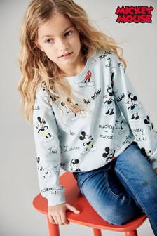 Mickey Mouse™ Crew Neck Sweat (3-16yrs)