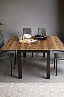 Bronx Rectangle To Square Dining Table