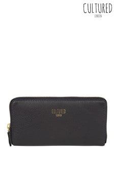 Cultured London Tabitha Leather Purse