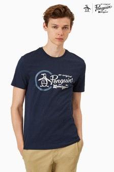 Original Penguin® T-Shirt mit Logo