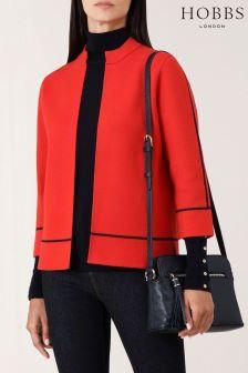 Hobbs Red Safiya Jacket