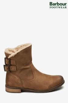 Barbour® Jessica Cognac Boots