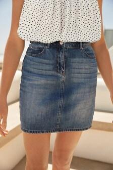 9ed095b53ac18 Denim Skirts For Women