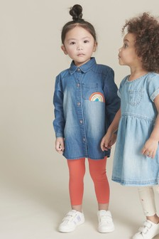 Character Shirt Dress (3mths-7yrs)
