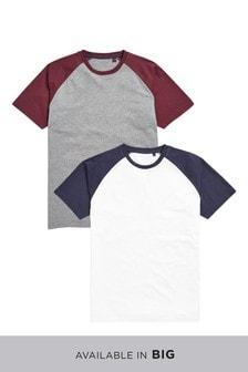 連肩T恤兩件裝