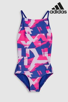 adidas Printed Swimsuit