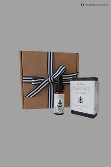 Brighton Beard Company Made In England Millers Beard Gift Set