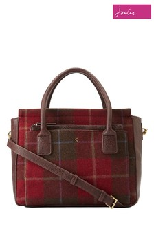 Joules Day-To-Day Tweed Everyday Bag