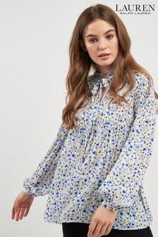 Lauren Ralph Lauren® Floral Print Blouse