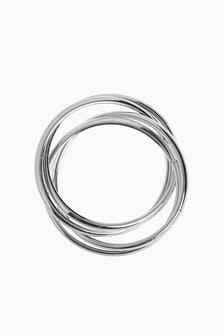 טבעת עם חישוקים מרובים