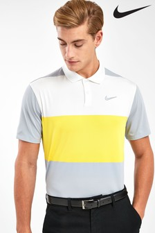 Nike Golf Grey Vapor Polo