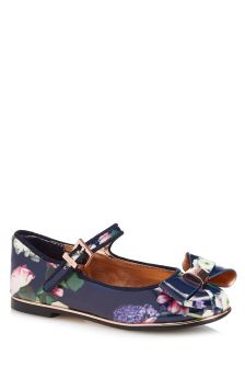 Baker by Ted Baker Blue Kensington Print Pump
