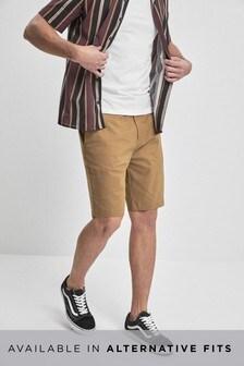 Regular Stretch Chino Shorts