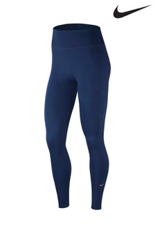 Nike All In Navy Lux Training Tight