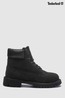 Timberland® Black 6 Inch Premium WP Boot