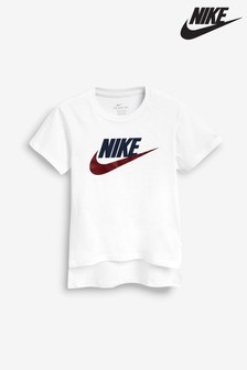Nike Sportswear White Tee