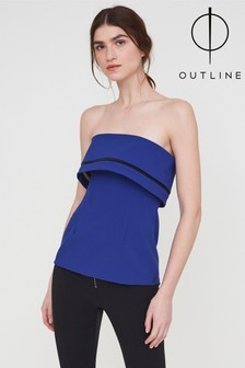 Outline Cobalt Myers Top
