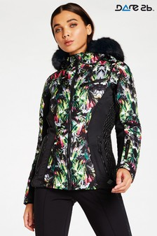 Dare 2b Julien Macdonald Floral Waterproof Affluence Jacket