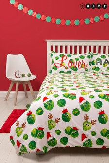 Hive Easy On The Sprouts Bed Set