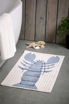 Lobster Bath Mat