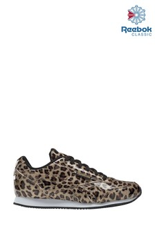 Reebok Leopard Classic Youth Trainers